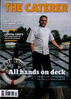 Caterer And Hotelkeeper Magazine Issue 25/09/2020