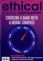 Ethical Consumer Magazine Issue SEP-OCT