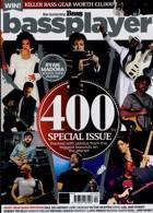 Bass Player Uk Magazine Issue NO 400