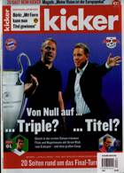 Kicker Montag Magazine Issue NO 34