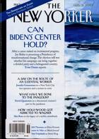 New Yorker Magazine Issue 31/08/2020