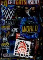 Wwe Kids Magazine Issue NO 163