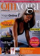 Om Yoga Lifestyle Magazine Issue SEP 20