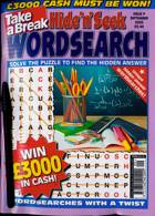 Take A Break Hide & Seek  Magazine Issue NO 9