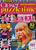 Closer Puzzle Time Magazine Issue NO 16