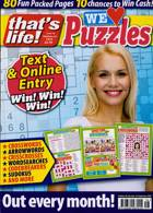 Thats Life We Love Puzzles Magazine Issue NO 16