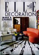 Elle Decoration Magazine Issue OCT 20