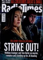 Radio Times London Edition Magazine Issue 29/08/2020
