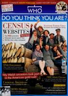 Who Do You Think You Are Magazine Issue SEP 20