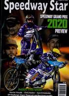 Speedway Star Magazine Issue 29/08/2020