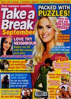Take A Break Monthly Magazine Issue SEP 20