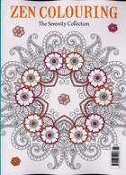 Zen Colouring Magazine Issue NO 46