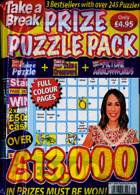 Tab Prize Puzzle Pack Magazine Issue NO 16