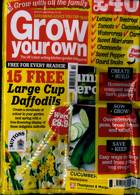 Grow Your Own Magazine Issue OCT 20