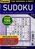Puzzler Sudoku Magazine Issue NO 206