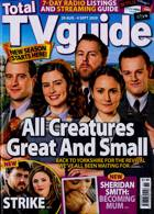 Total Tv Guide England Magazine Issue NO 36
