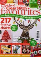 Cross Stitch Favourites Magazine Issue XMAS 20