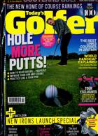Todays Golfer Magazine Issue NO 404