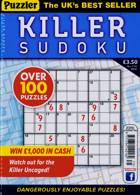 Puzzler Killer Sudoku Magazine Issue NO 175