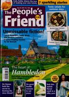 Peoples Friend Magazine Issue 29/08/2020