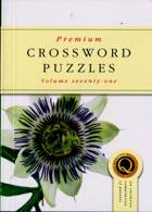 Premium Crossword Puzzles Magazine Issue NO 71