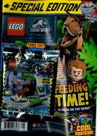 Lego Specials Magazine Issue JURASSIC 8