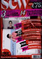 Sew Magazine Issue OCT 20