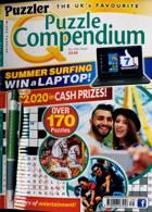 Puzzler Q Puzzler Compendium Magazine Issue NO 339