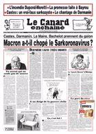 Le Canard Enchaine Magazine Issue 01