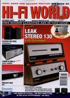 Hi Fi World & Comp Audio Magazine Issue OCT 20