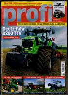 Profi Tractors Magazine Issue NOV 20