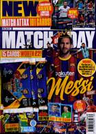 Match Of The Day  Magazine Issue NO 607