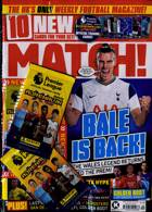 Match Magazine Issue 29/09/2020
