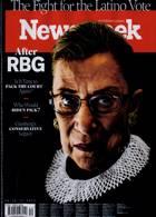 Newsweek Magazine Issue 09/10/2020