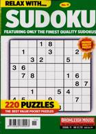 Relax With Sudoku Magazine Issue NO 11