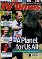 Tv Times England Magazine Issue 03/10/2020