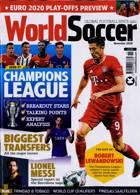 World Soccer Magazine Issue NOV 20
