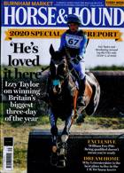 Horse And Hound Magazine Issue 24/09/2020