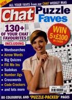 Chat Puzzle Faves Magazine Issue NO 10