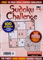 Sudoku Challenge Monthly Magazine Issue NO 195