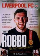 Liverpool Fc Magazine Issue NOV 20