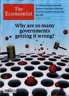 Economist Magazine Issue 26/09/2020