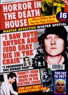 Master Detective Summer Specia Magazine Issue WINTER