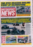 Motorsport News Magazine Issue 01/10/2020