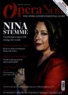 Opera Now Magazine Issue SEP-OCT