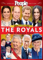 People Special Magazine Issue ROYALS