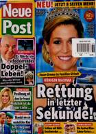 Neue Post Magazine Issue NO 36