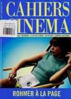 Cahier Du Cinema Cdu Magazine Issue NO 767