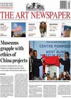 Art Newspaper Magazine Issue SEP 20