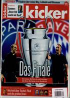 Kicker Montag Magazine Issue NO 35